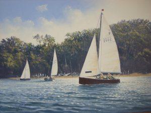 Oil painting byNicholas lewis